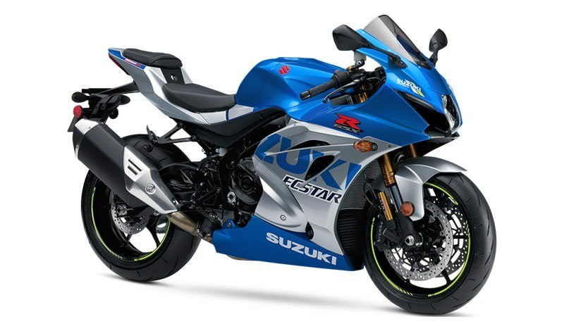 2021 Suzuki GSX-R1000R 100th Anniversary Edition in Santa Clara, California - Photo 2