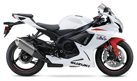 2021 Suzuki GSX-R600 in Sacramento, California