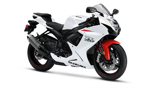 2021 Suzuki GSX-R600 in Anchorage, Alaska - Photo 2