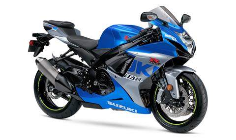 2021 Suzuki GSX-R600 100th Anniversary Edition in Santa Clara, California - Photo 2