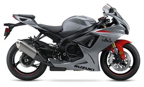 2021 Suzuki GSX-R750 in Laurel, Maryland - Photo 1