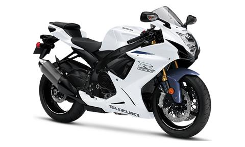 2021 Suzuki GSX-R750 in Lumberton, North Carolina - Photo 2