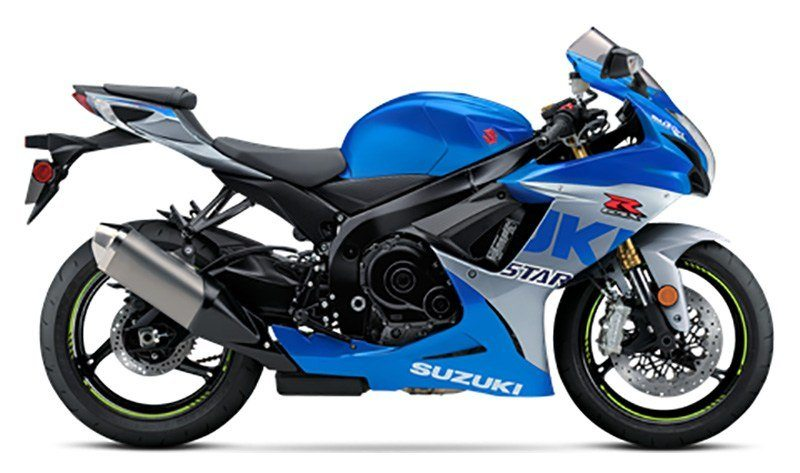 2021 Suzuki GSX-R750 100th Anniversary Edition in Vallejo, California - Photo 1