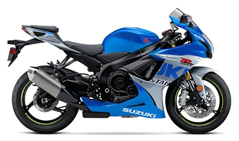 2021 Suzuki GSX-R750 100th Anniversary Edition in Grass Valley, California - Photo 1