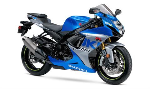 2021 Suzuki GSX-R750 100th Anniversary Edition in Grass Valley, California - Photo 2