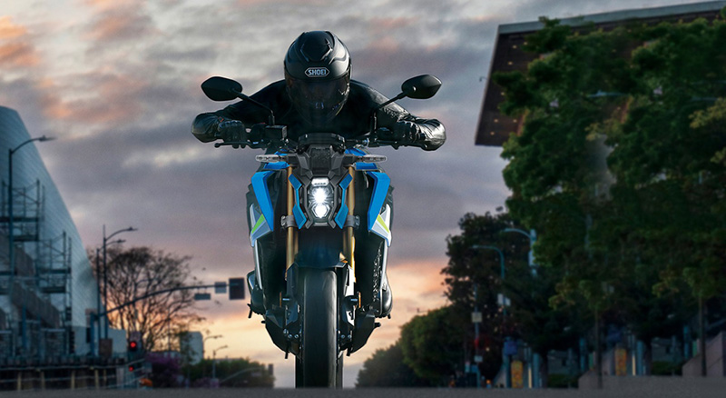 2022 Suzuki GSX-S1000 in New Haven, Connecticut - Photo 3
