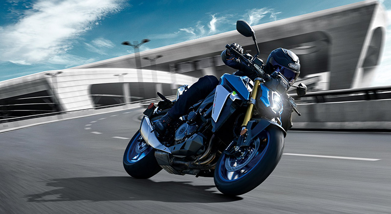 2022 Suzuki GSX-S1000 in New Haven, Connecticut - Photo 4