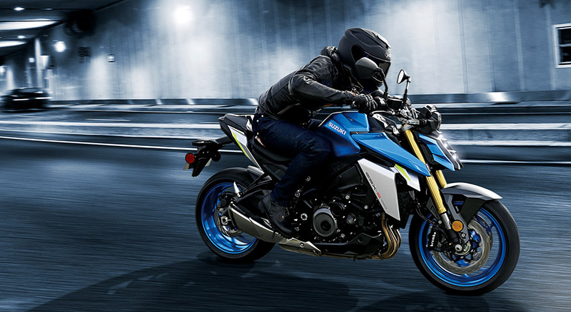 2022 Suzuki GSX-S1000 in New Haven, Connecticut - Photo 5