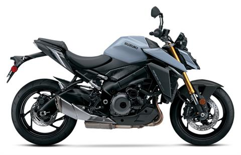 2022 Suzuki GSX-S1000 in Vallejo, California - Photo 1