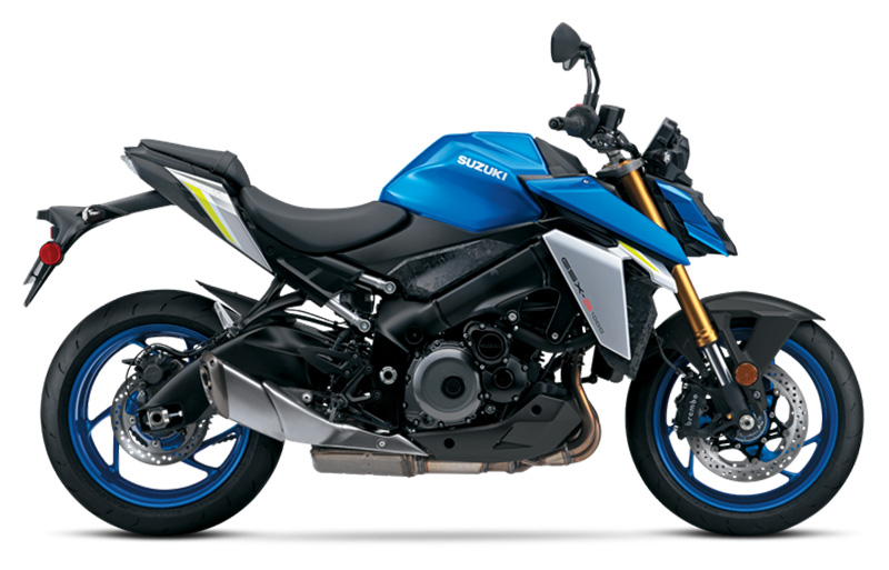 2022 Suzuki GSX-S1000 in Coloma, Michigan - Photo 1