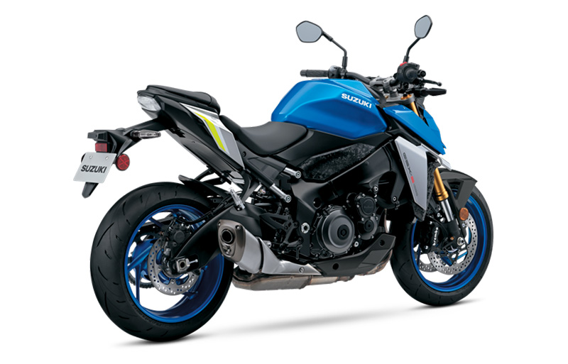 2022 Suzuki GSX-S1000 in Santa Clara, California - Photo 3