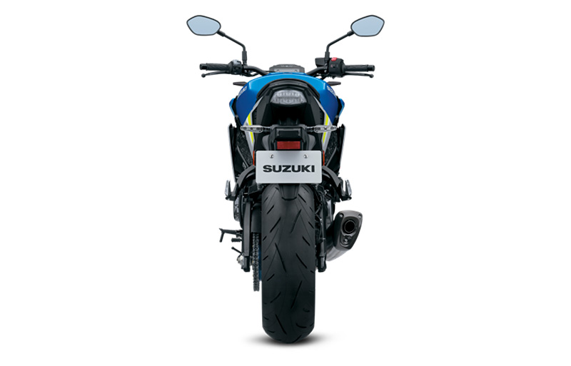 2022 Suzuki GSX-S1000 in Van Nuys, California - Photo 5