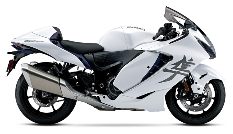 2022 Suzuki Hayabusa in Laurel, Maryland - Photo 1
