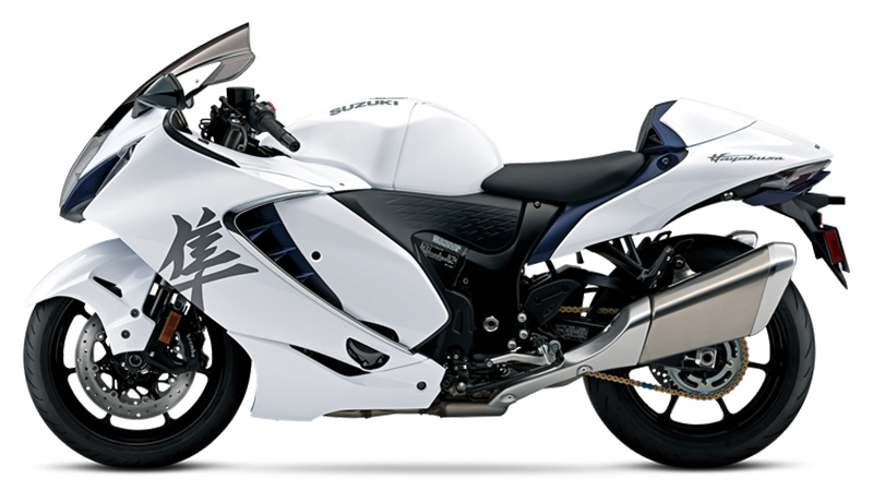 2022 Suzuki Hayabusa in Laurel, Maryland - Photo 2