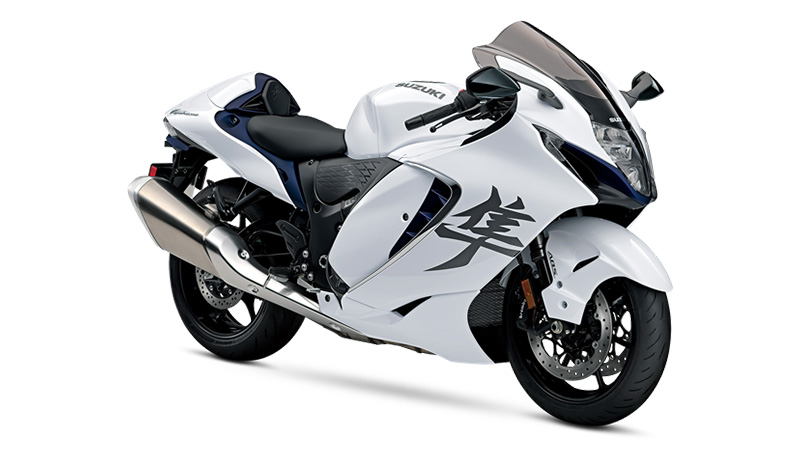 2022 Suzuki Hayabusa in Laurel, Maryland - Photo 3