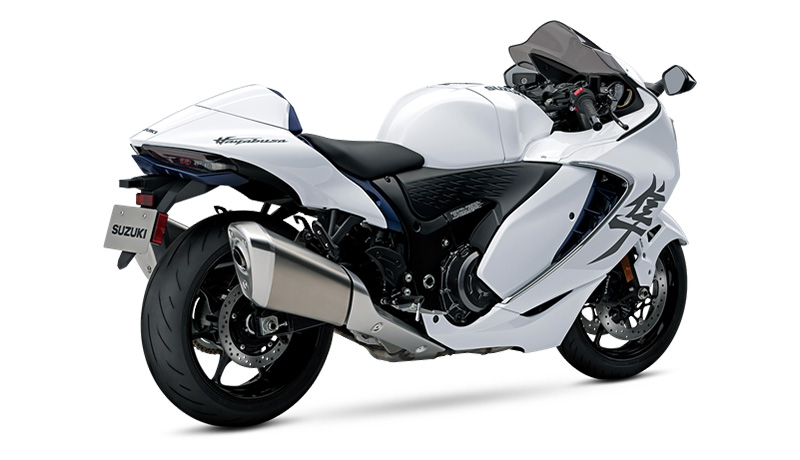 2022 Suzuki Hayabusa in Corona, California - Photo 4