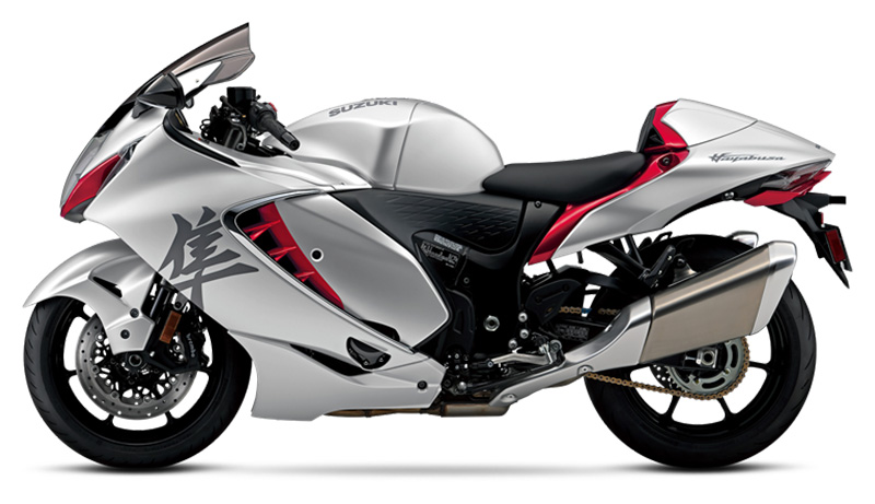 2022 Suzuki Hayabusa in Woonsocket, Rhode Island - Photo 2