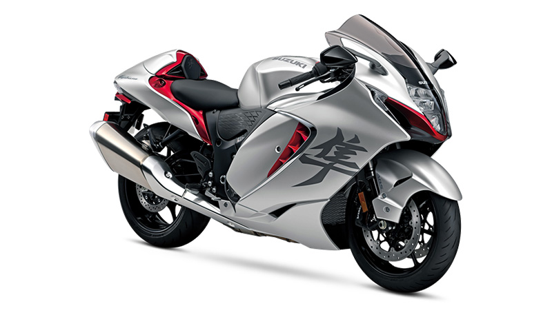 2022 Suzuki Hayabusa in Woonsocket, Rhode Island - Photo 3