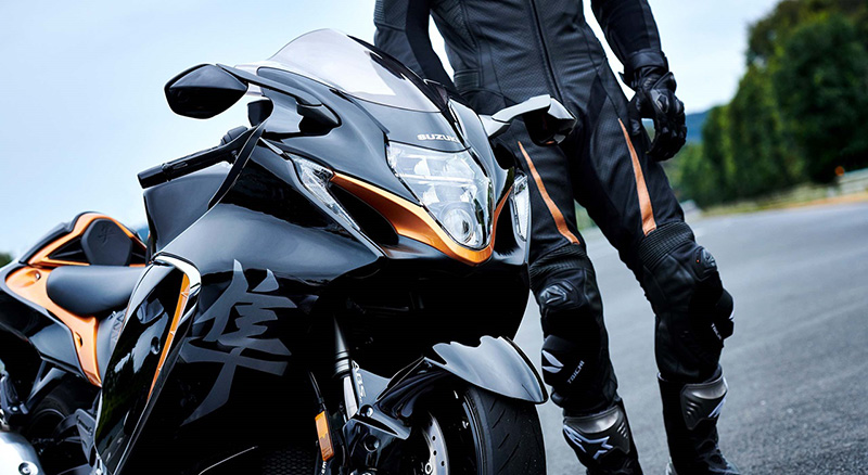 2022 Suzuki Hayabusa in New Haven, Connecticut