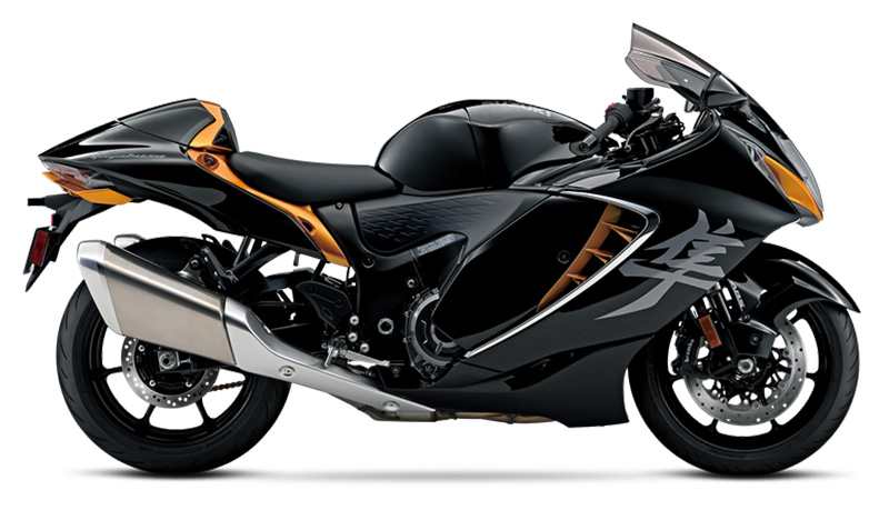2022 Suzuki Hayabusa in Madera, California - Photo 1
