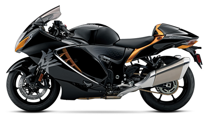 2022 Suzuki Hayabusa in Oakdale, New York - Photo 2