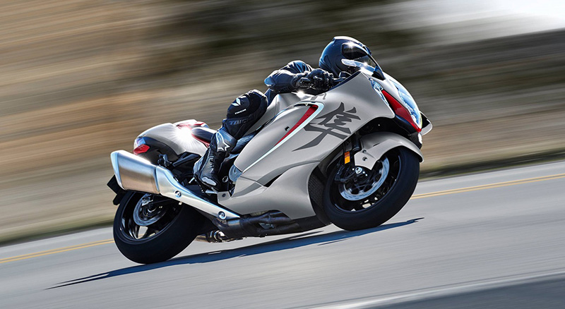 2022 Suzuki Hayabusa in Evansville, Indiana - Photo 8