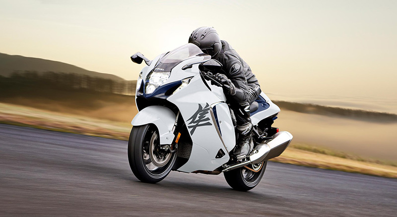 2022 Suzuki Hayabusa in Athens, Ohio - Photo 9