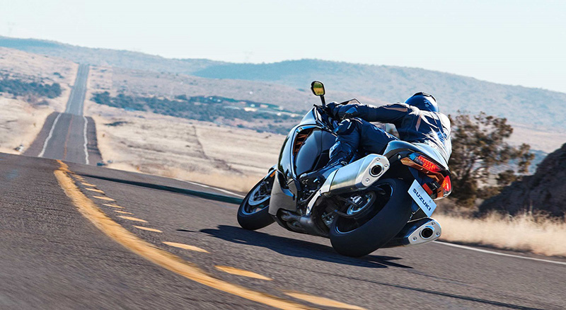 2022 Suzuki Hayabusa in San Jose, California - Photo 11