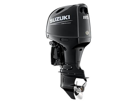 Suzuki Marine DF115BX in Chula Vista, California