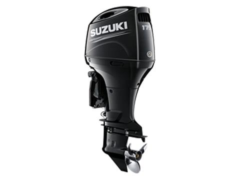 Suzuki Marine DF175APX Mechanical Controls in Soldotna, Alaska
