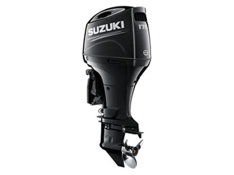 Suzuki Marine DF175AX Mechanical Controls in Soldotna, Alaska