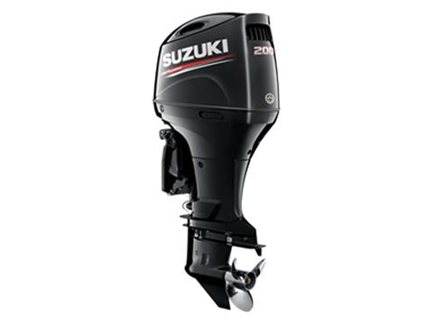 Suzuki Marine DF200AL Drive By Wire in Statesboro, Georgia