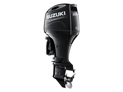 Suzuki Marine DF200APX Mechanical Shift in Statesboro, Georgia