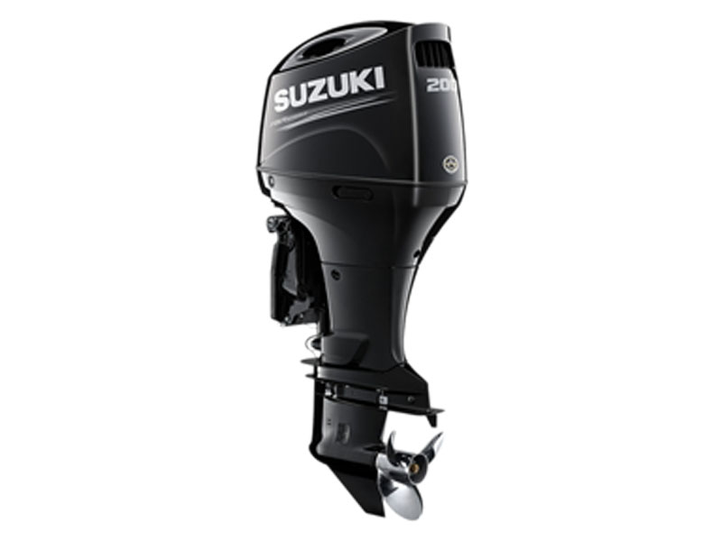 Suzuki Marine DF200APX Mechanical Shift in West Monroe, Louisiana