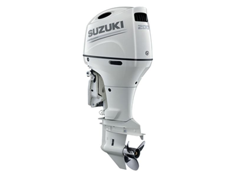 Suzuki Marine DF200AX Drive By Wire in West Monroe, Louisiana