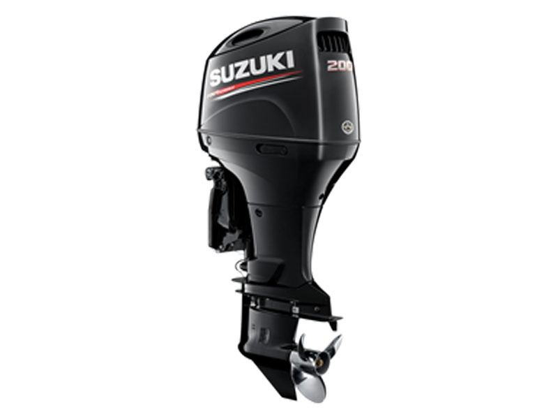 Suzuki Marine DF200AX Mechanical Shift in Chula Vista, California
