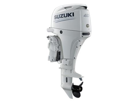 Suzuki Marine DF40AL in West Monroe, Louisiana