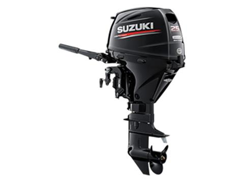 Suzuki Marine DF25AS EFI Electric in West Monroe, Louisiana
