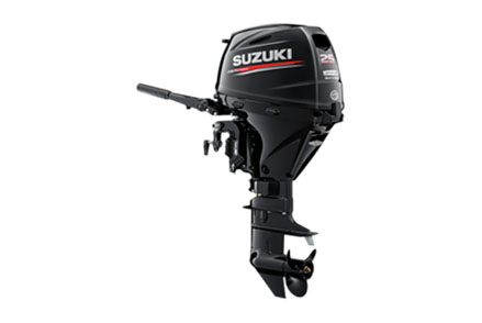 Suzuki Marine DF25AS EFI Manual in Chula Vista, California