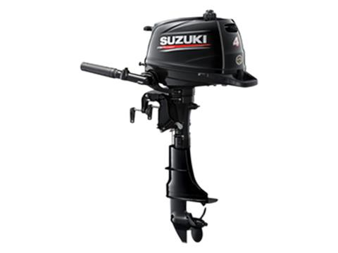 Suzuki Marine DF4AS in Statesboro, Georgia