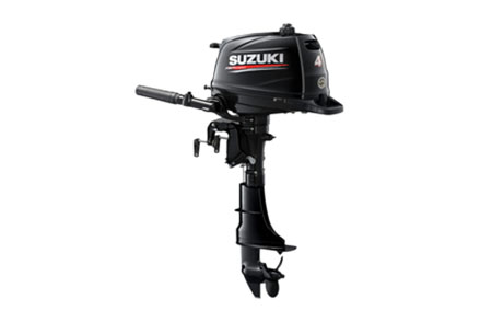 Suzuki Marine DF4AS in West Monroe, Louisiana