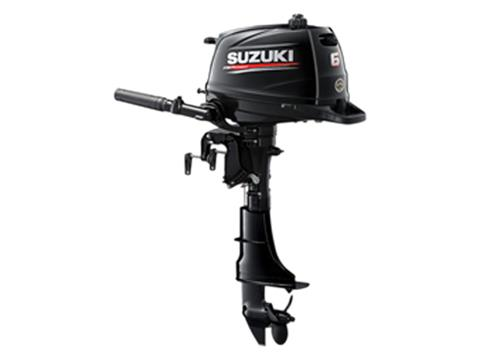 Suzuki Marine DF6AS in Statesboro, Georgia