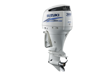 2016 Suzuki Marine DF300APXX in Green Bay, Wisconsin