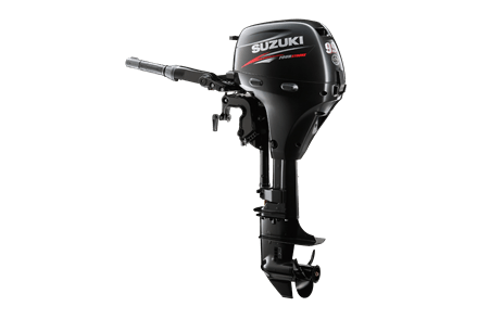 2016 Suzuki Marine DF9.9AL in Green Bay, Wisconsin