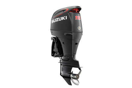 2017 Suzuki Marine DF115SSX in Newport News, Virginia