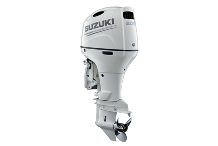 2017 Suzuki Marine DF200AL in Newport News, Virginia