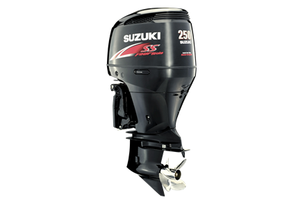2017 Suzuki Marine DF250SSL in Black River Falls, Wisconsin