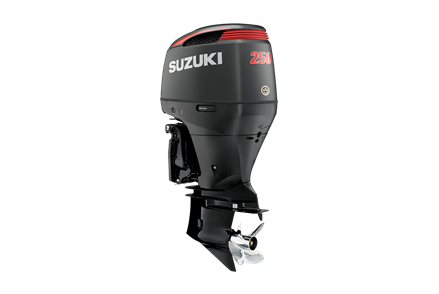 2017 Suzuki Marine DF250SSL in Green Bay, Wisconsin