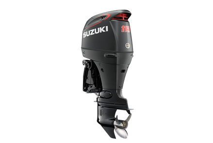 2019 Suzuki Marine DF115SSL in Lake City, Florida