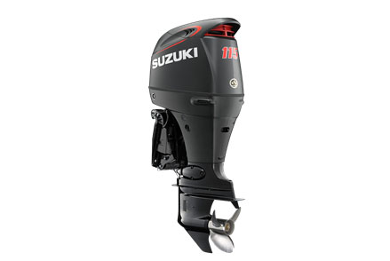 2019 Suzuki Marine DF115SSX in Perry, Florida